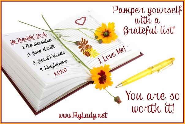 GratefulListPamper