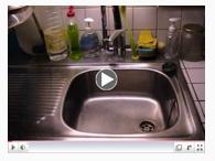 Shiny Sink Video