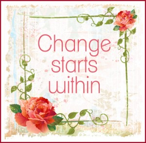 Change Starts Within