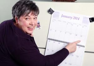FlyLady Calendar