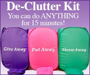 Declutter Kit