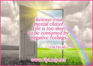 Release Your Mental Clutter