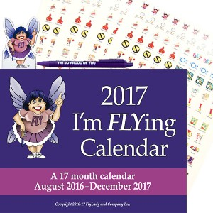 2017 Calendars and sticker kits are now available for only $15.95