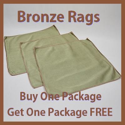 Bronzeragbogobrown