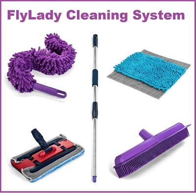 flyladycleaningsystem
