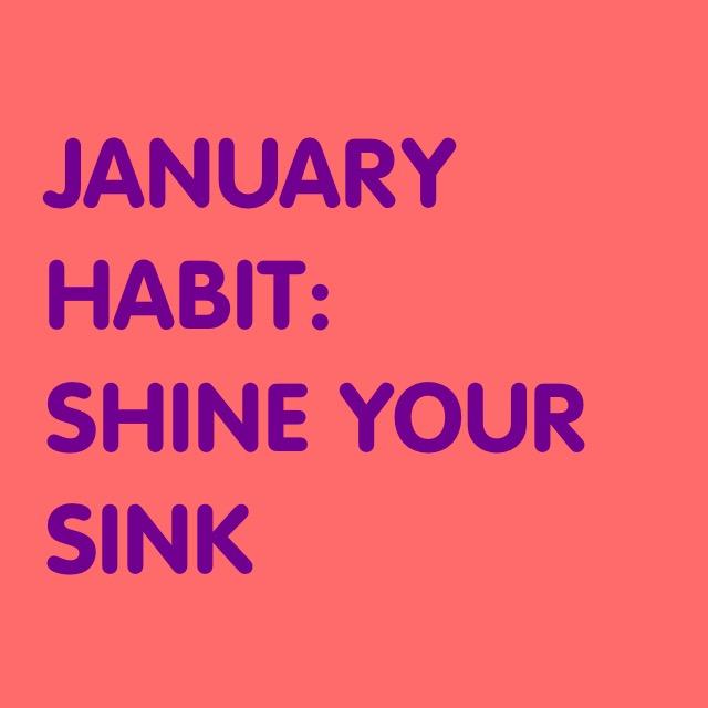 January Habit #1