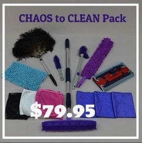 Chaos2clean
