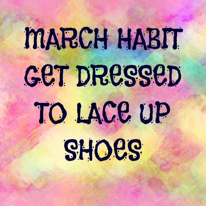March Habit #2