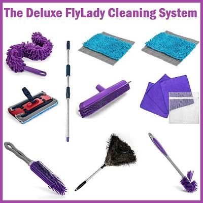 flyladycleaningsystemdelux400