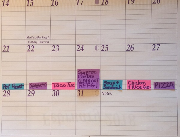 calendarpostitnote