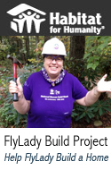 Support the FlyLady Build Project
