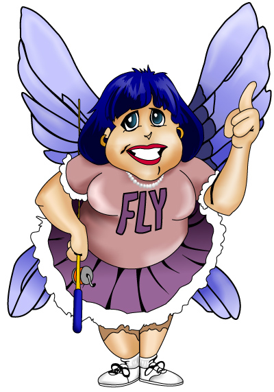 FlyLady Cartoon
